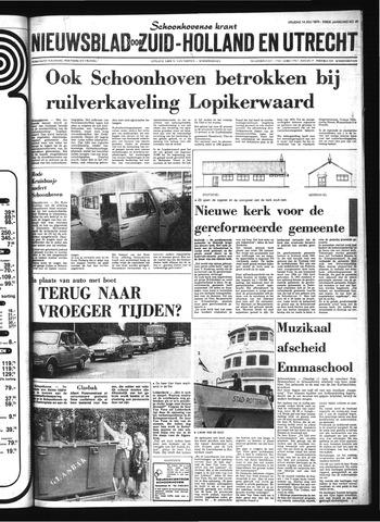 Schoonhovensche Courant 1978-07-14