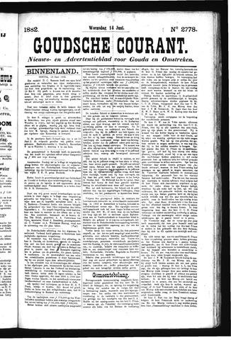 Goudsche Courant 1882-06-14