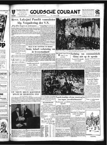 Goudsche Courant 1953-09-18