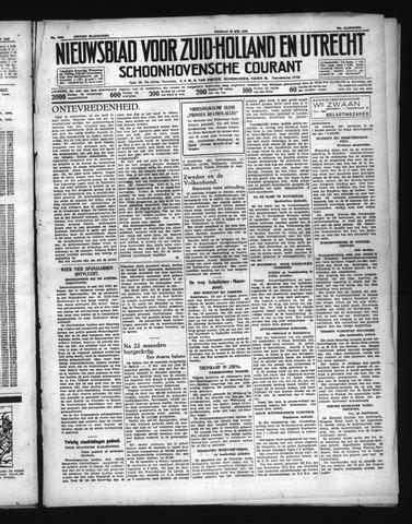 Schoonhovensche Courant 1938-05-20