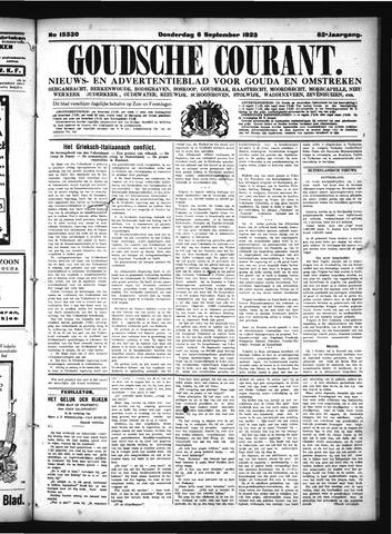 Goudsche Courant 1923-09-06