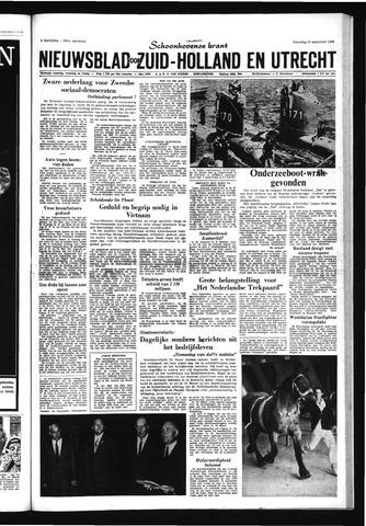 Schoonhovensche Courant 1966-09-19