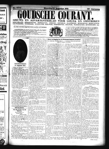 Goudsche Courant 1931-08-31