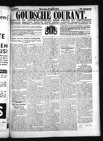 Goudsche Courant 1933-04-10