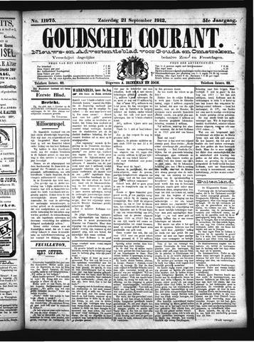 Goudsche Courant 1912-09-21