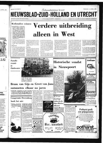 Schoonhovensche Courant 1975-04-11
