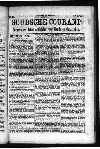 Goudsche Courant 1881-08-24