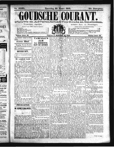 Goudsche Courant 1913-03-22
