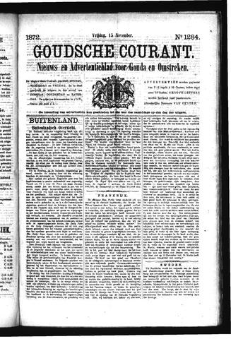 Goudsche Courant 1872-11-15