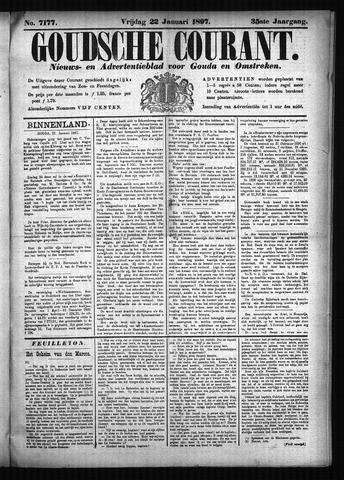 Goudsche Courant 1897-01-22