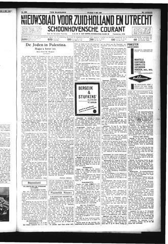 Schoonhovensche Courant 1934-05-11