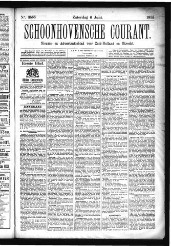 Schoonhovensche Courant 1914-06-06