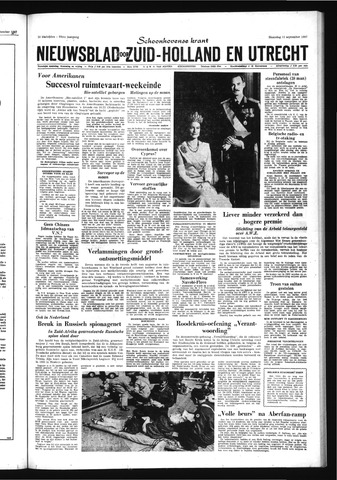 Schoonhovensche Courant 1967-09-11