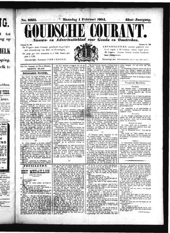 Goudsche Courant 1904-02-01