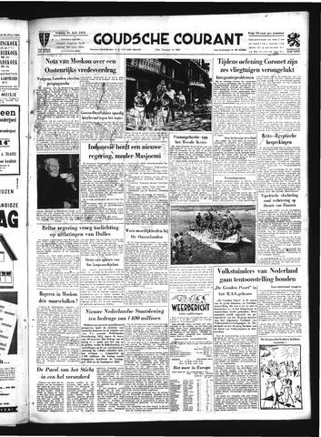 Goudsche Courant 1953-07-31