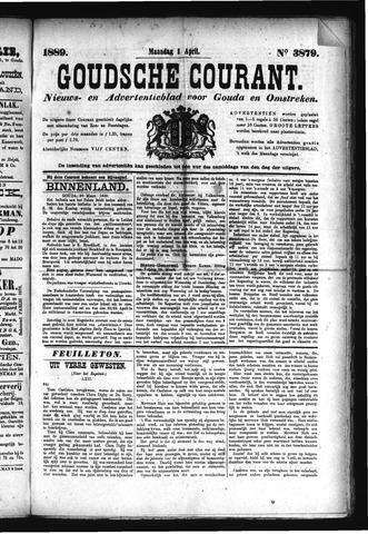 Goudsche Courant 1889-04-01