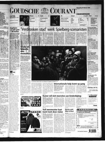 Goudsche Courant 2004-02-25