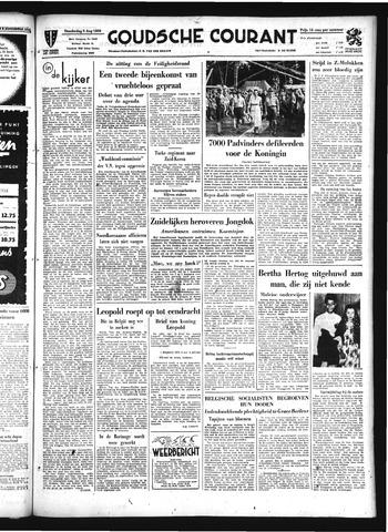 Goudsche Courant 1950-08-03