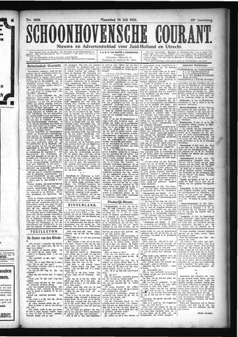 Schoonhovensche Courant 1923-07-16