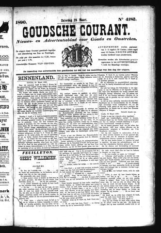 Goudsche Courant 1890-03-29