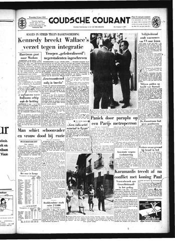 Goudsche Courant 1963-06-12