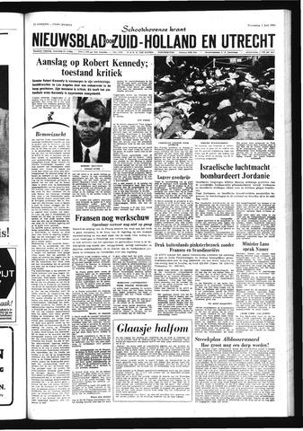 Schoonhovensche Courant 1968-06-05
