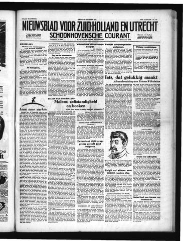 Schoonhovensche Courant 1951-12-21