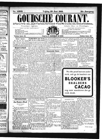 Goudsche Courant 1912-06-28