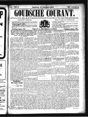 Goudsche Courant 1917-12-17