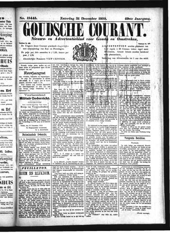 Goudsche Courant 1910-12-31
