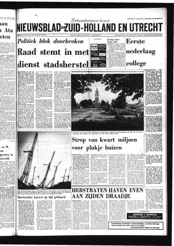 Schoonhovensche Courant 1975-06-18
