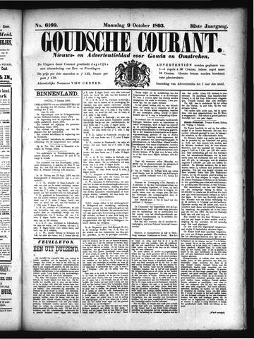 Goudsche Courant 1893-10-09