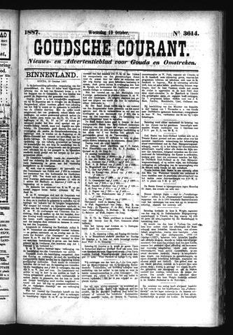 Goudsche Courant 1887-10-19