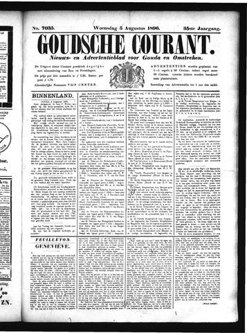 Goudsche Courant 1896-08-05