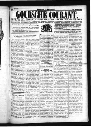 Goudsche Courant 1933-04-12