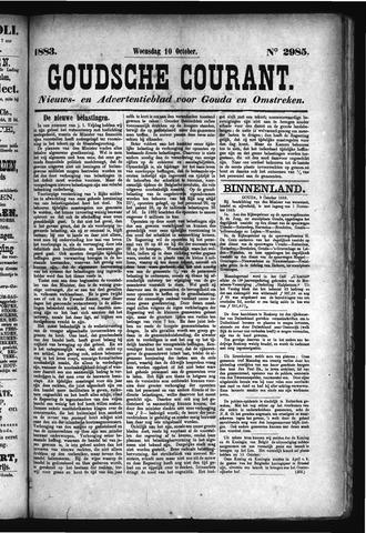 Goudsche Courant 1883-10-10