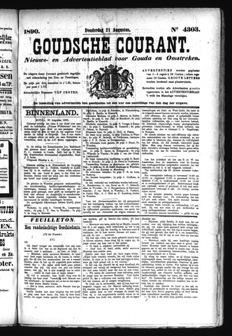Goudsche Courant 1890-08-21