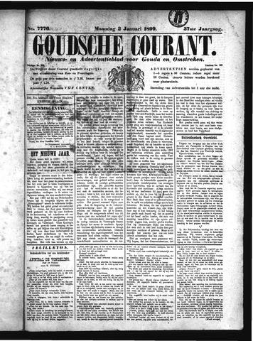 Goudsche Courant 1899