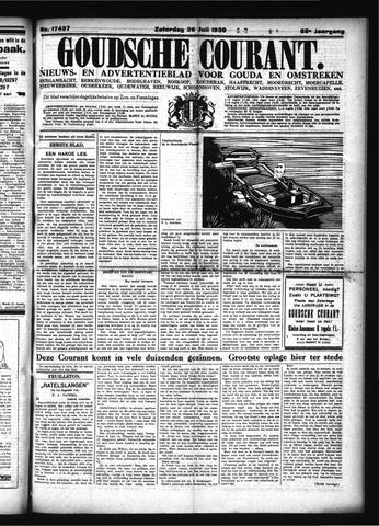 Goudsche Courant 1930-07-26