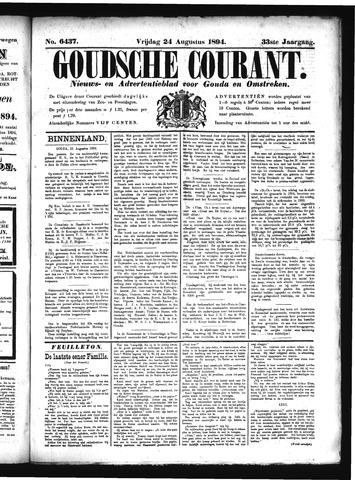 Goudsche Courant 1894-08-24