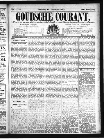 Goudsche Courant 1911-11-11