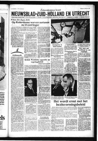 Schoonhovensche Courant 1965-02-19