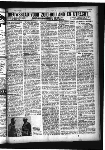 Schoonhovensche Courant 1942-10-30