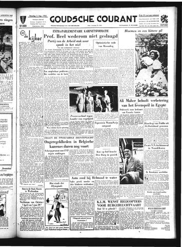 Goudsche Courant 1952-08-05