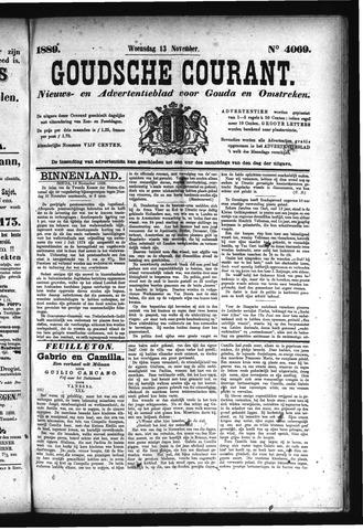 Goudsche Courant 1889-11-13