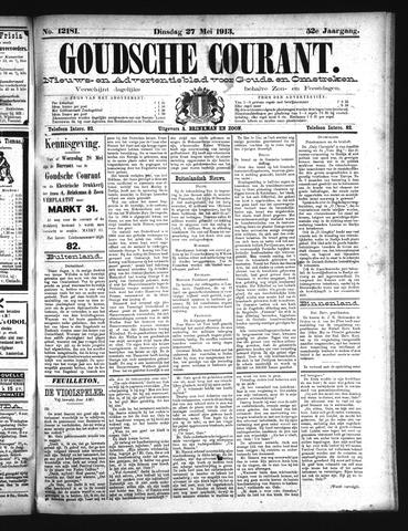 Goudsche Courant 1913-05-27