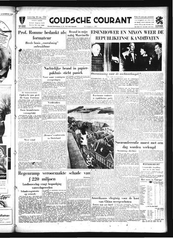 Goudsche Courant 1956-08-23