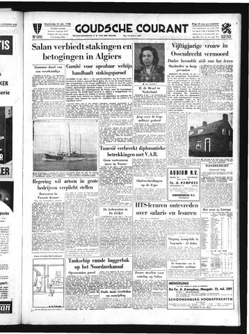 Goudsche Courant 1958-10-16