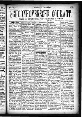 Schoonhovensche Courant 1916-12-05