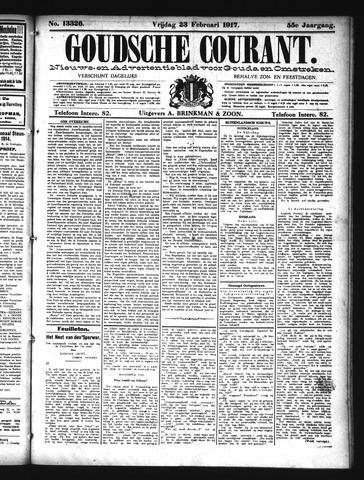 Goudsche Courant 1917-02-23